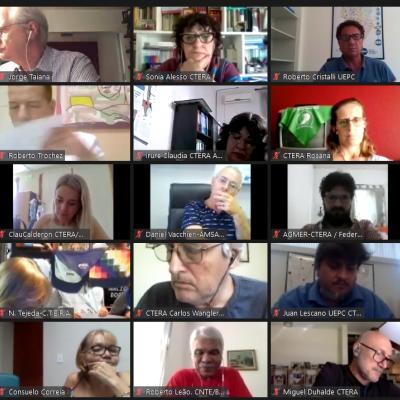 Encuentro Virtual cierre 2020