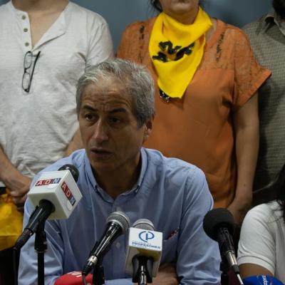 Solidaridad con el Colegio de Profesores de Chile