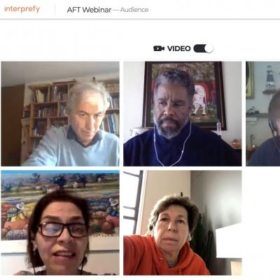 Videoconferencia AFT-América Latina