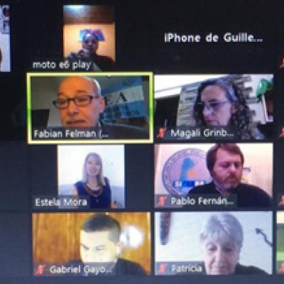 Reunión Virtual de la Comisión Federal de Educación de la CEA