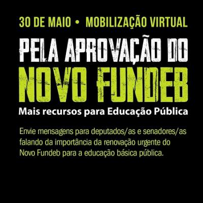 CNTE Campaña #VotaFundeb