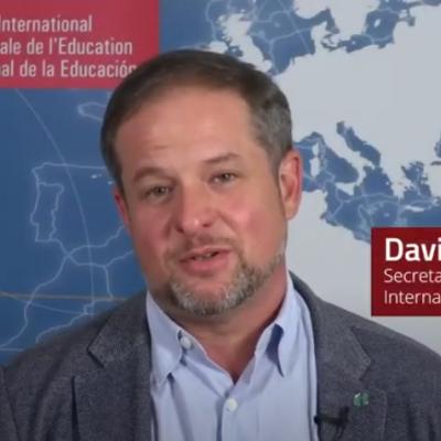 Mensajes de la Internacional de la Educación
