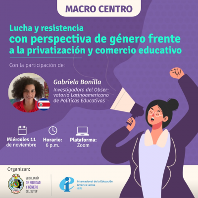Ciclo de conferencias SUTEP-RED