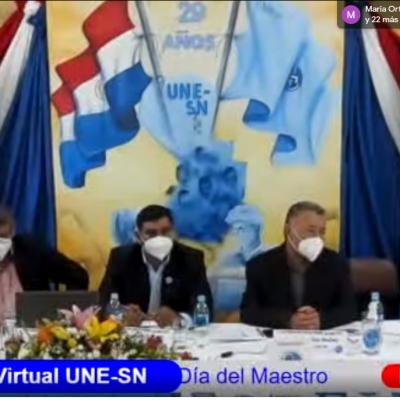 Presentación de Política Pública Educativa - UNE-SN Paraguay