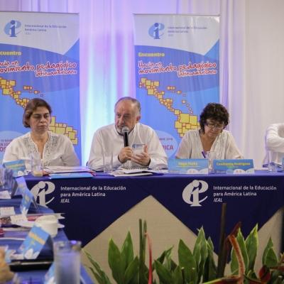 Encuentro Movimiento Pedagógico Latinoamericano Costa Rica