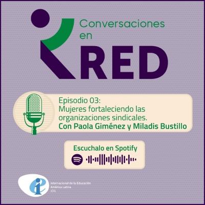 Conversaciones en RED, Ep. 3