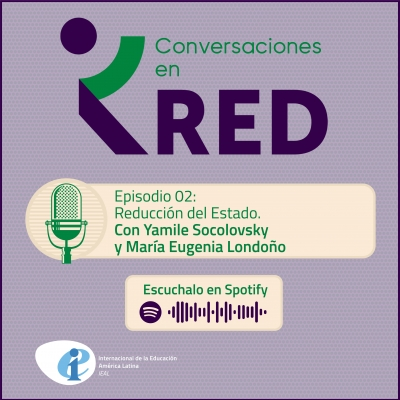 Conversaciones en RED, Ep. 2