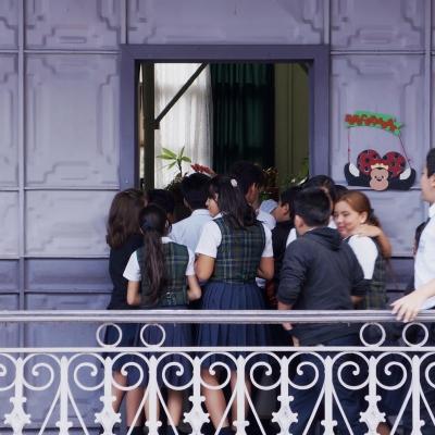 Regreso a clases en Honduras