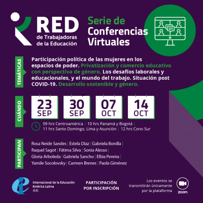 Conferencias Virtuales RED
