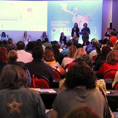 Encuentro Regional RED, Curitiba, Brasil