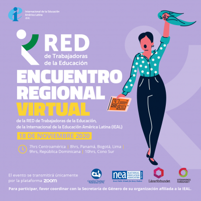 Encuentro Regional Virtual RED