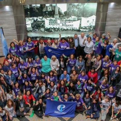 Encuentro RED Trabajadoras de la Educación Argentina